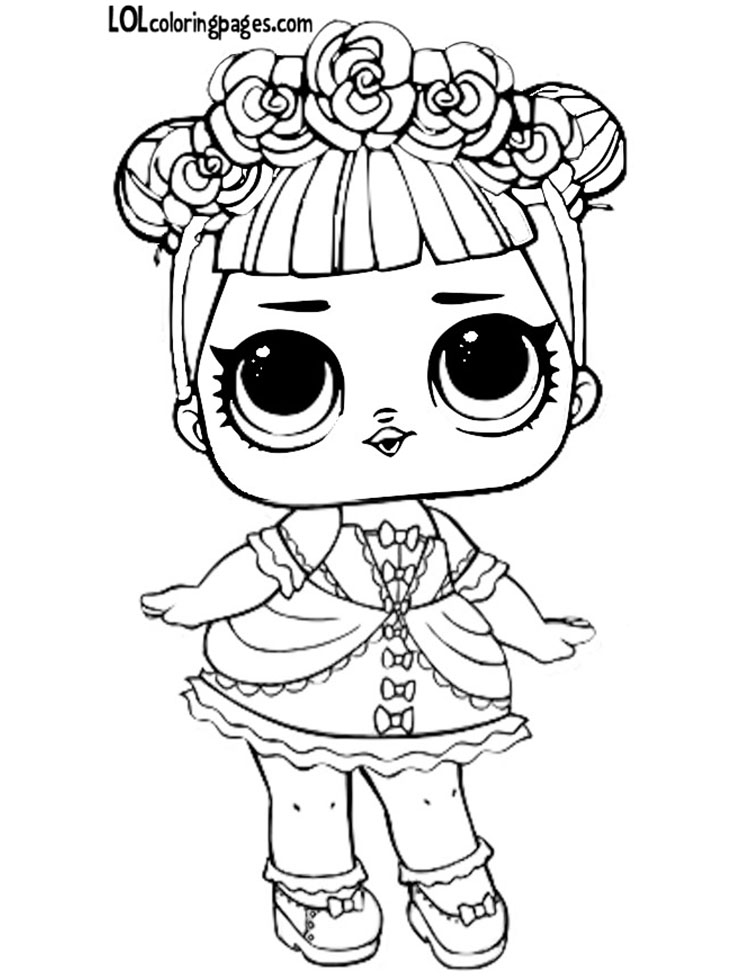 Lol Coloring Pages To Print Coloring