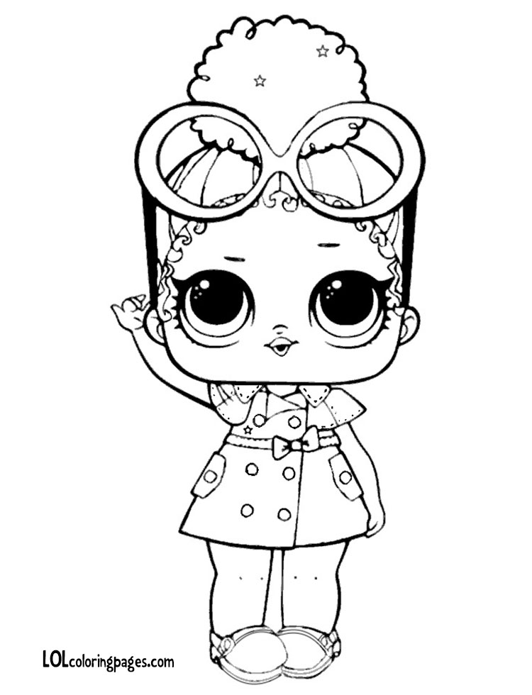 All Coloring Pages Surprise Lol Pictures to Pin on